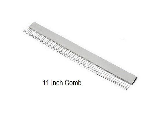 Brother Cast On Comb - 4.5mm Partial Length Comb