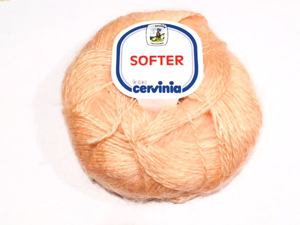 Softer Mohair Yarn by Cervinia