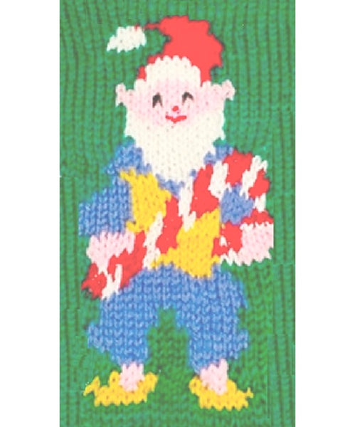 Elf Christmas Stocking Kit - Candymaker KC7052