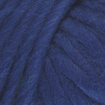185 Indigo - Plymouth Galway Roving Super Bulky Yarn - 100g ball