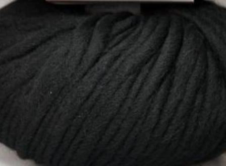 9 Black - Plymouth Galway Roving Super Bulky Yarn - 100g ball