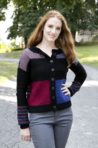 Plymouth Galway Sport Weight Wool Yarn - Pattern 2871