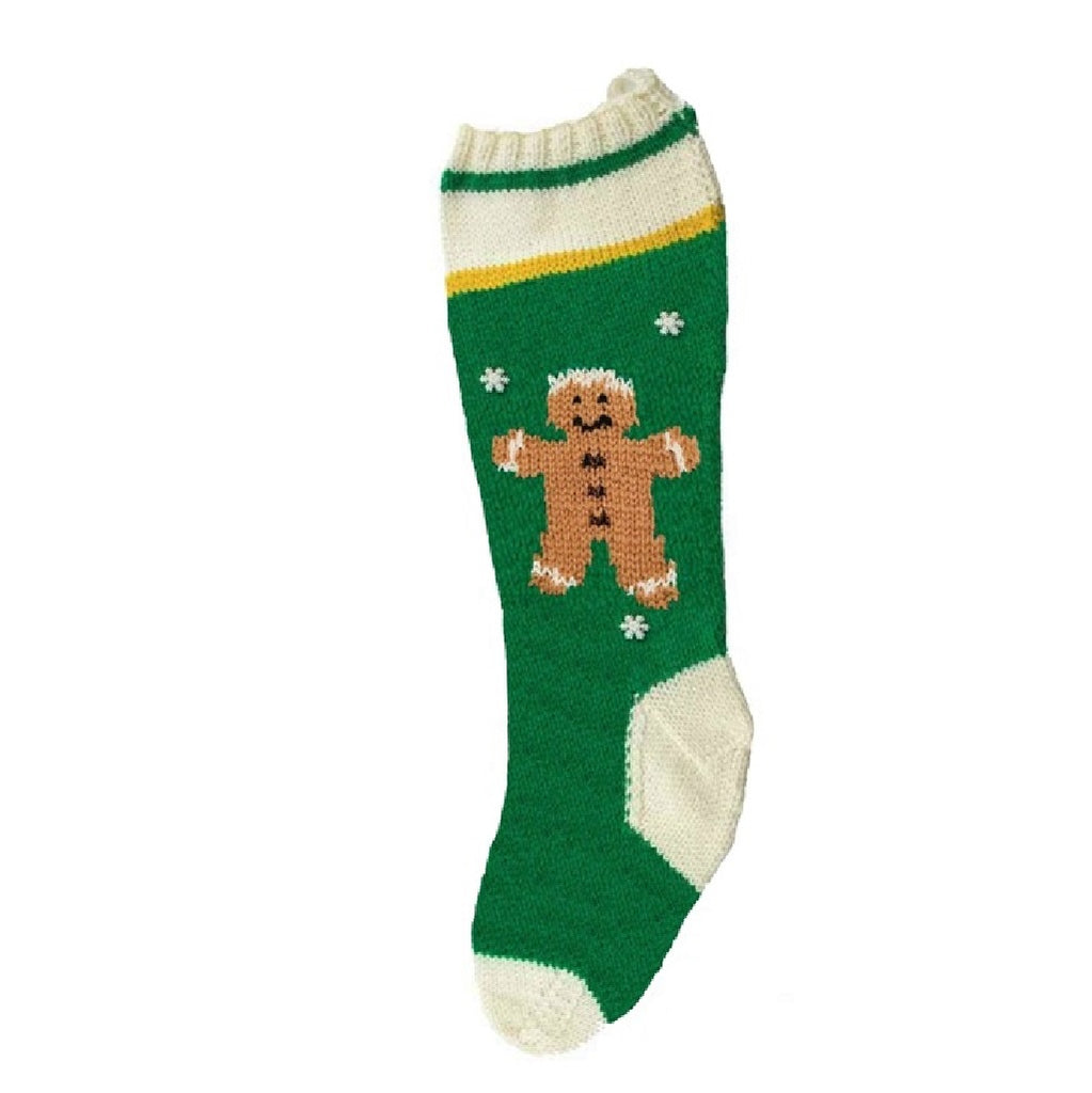 Gingerbread Man Christmas Stocking Kit #7031