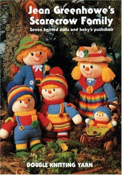 Jean Greenhowe's Scarecrow Family Patterns