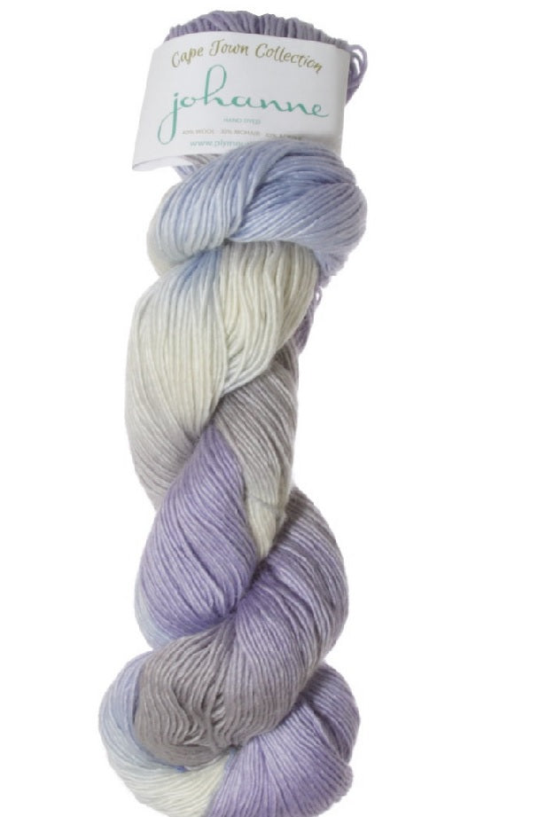 012 - Oxford - Plymouth Johanne Hand Dyed Yarn - 100g skein