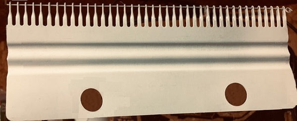 Knitting Machine Ribber Cast On Comb