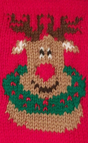 Rudolph Christmas Stocking Kit
