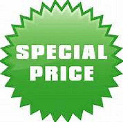 Special Order - Special Price