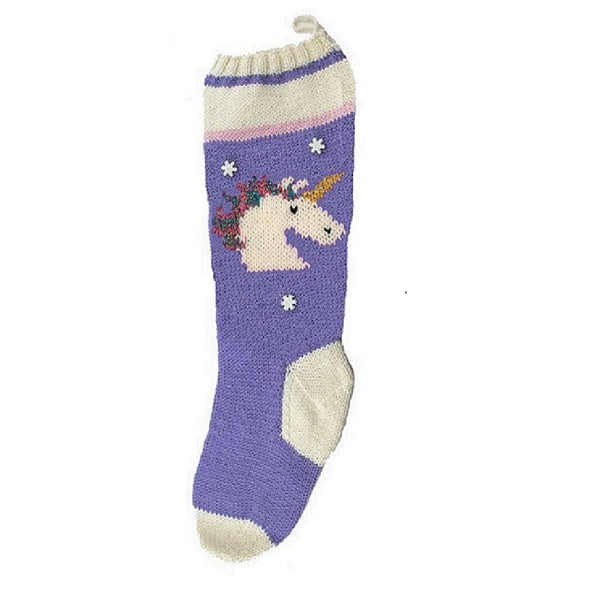 Unicorn Christmas Stocking Kit - KC7048