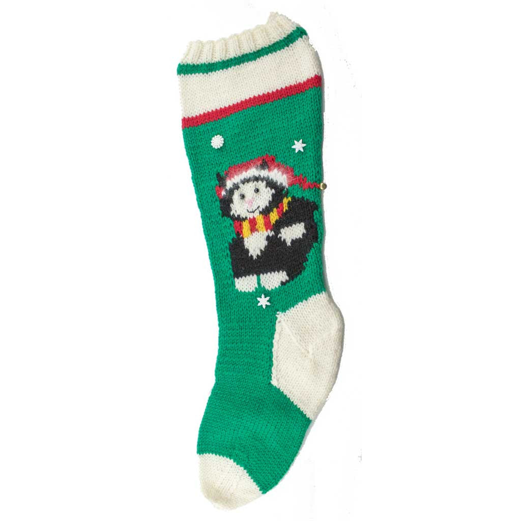 Christmas Kitty Christmas Stocking Kit
