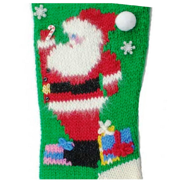 Greetings From Santa Christmas Stocking Kit - #7026
