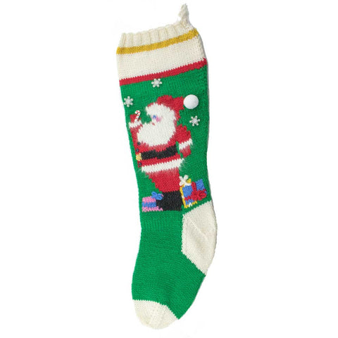 Greetings From Santa Christmas Stocking Kit