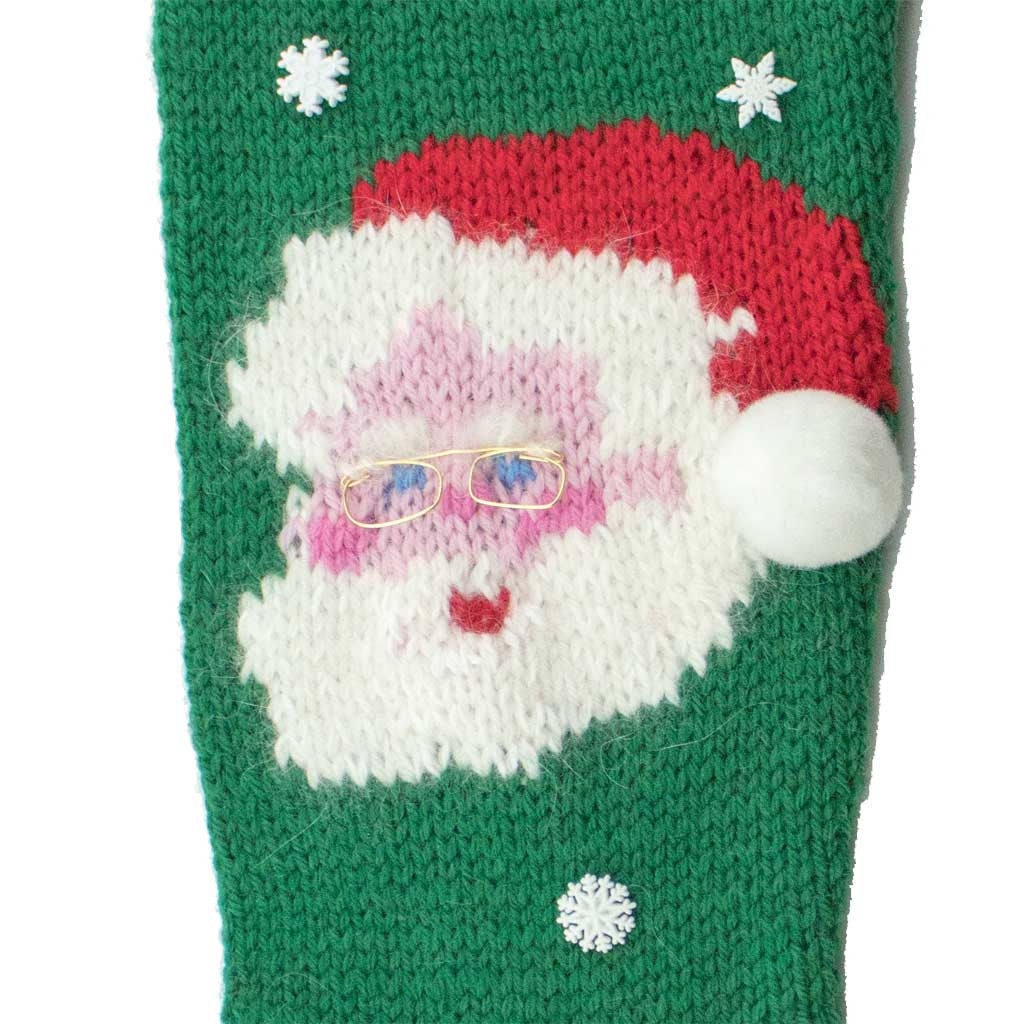 Santa Face Christmas Stocking Kit 7037