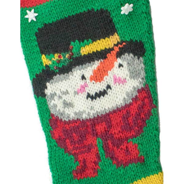 Christmas Frosty Stocking Kit - #7024