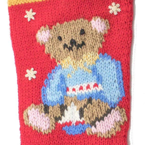 Buster Bear Christmas Stocking Kit
