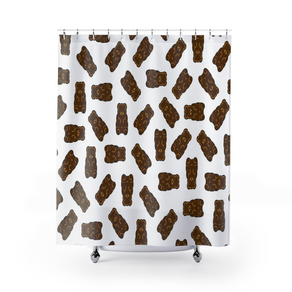 Herman Phillips Shower Curtains