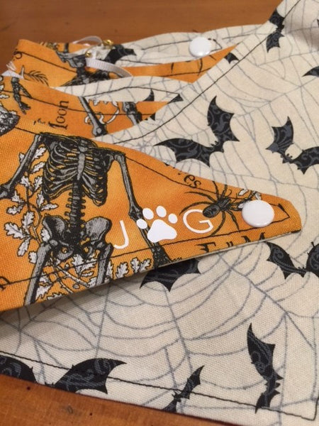 Miss Havisham Doggie Bandana