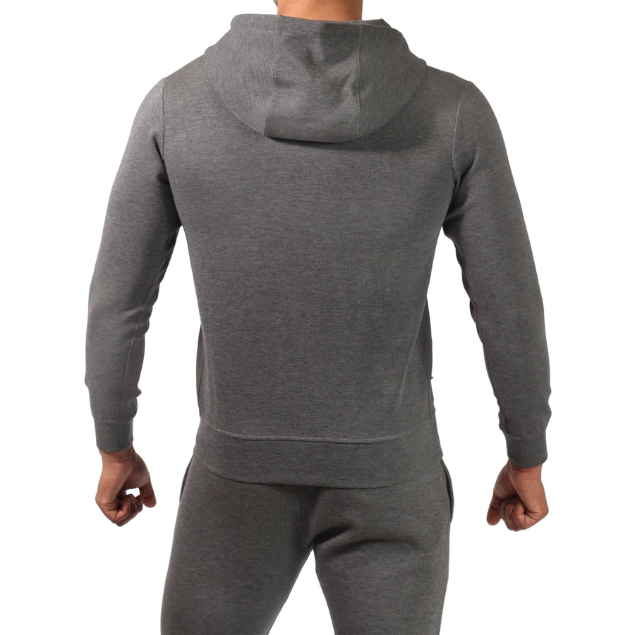 Hoodie - Elements Hoodie - Carbon Grey - Engineered Esthetics