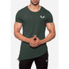 Engineered Esthetics NXUS Short Sleeve Muscle Fit T-Shirt - Army Green front