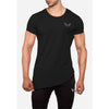Engineered Esthetics NXUS Short Sleeve Muscle Fit T-Shirt - Black front