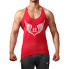 Stringer - Elements Stringer - Red X White - Engineered Esthetics