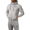 Hoodie - Elements Hoodie - Snow Grey - Engineered Esthetics