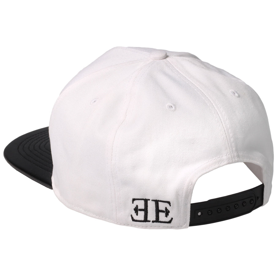 Snapback - Elements Snapback - White X Black - Engineered Esthetics