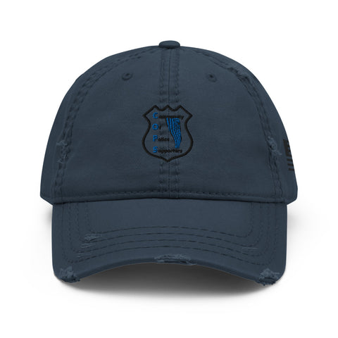 COPS - Distressed Hat