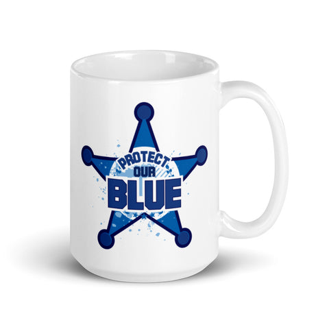 Protect the Blue - Mug
