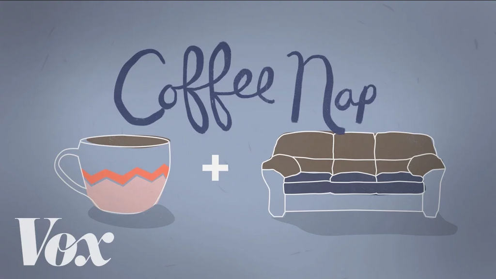Studies say naps are more powerful when there's coffee in your belly