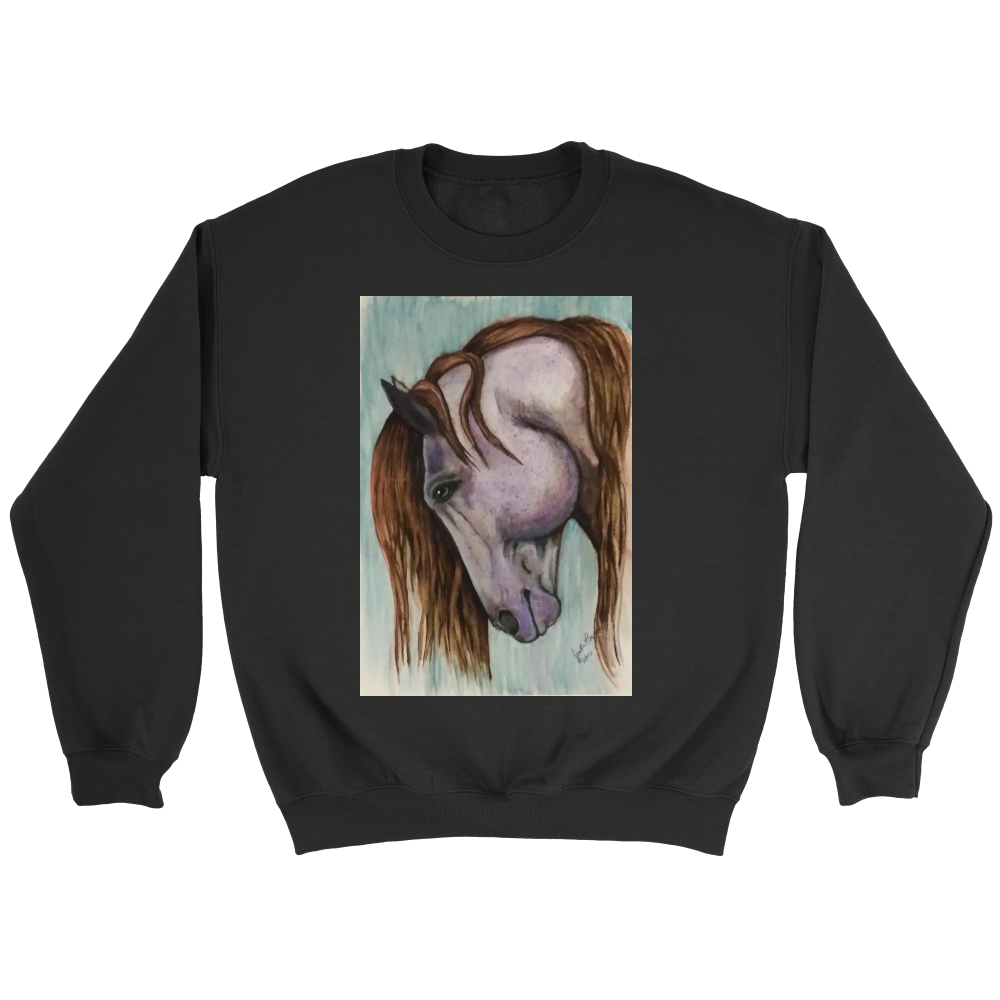 PFR All the Pretty Horses Crewneck
