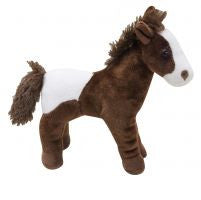 PFRL-78623 Standing Plush Horse with Sound Effects