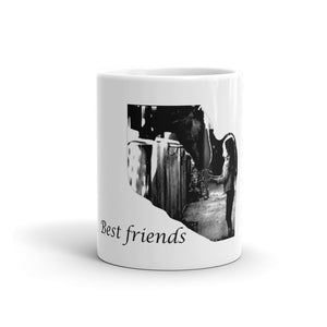 """Best friends"" Mug"