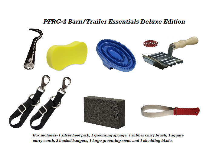 PFRG-2 Barn/Trailer Essentials Deluxe Edition