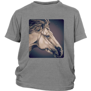 Gray Horse District Youth Shirt