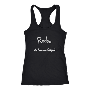 Rodeo Racer back Tank