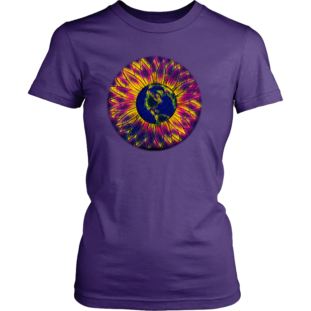 Limited Edition Mother Earth District Womens Shirt