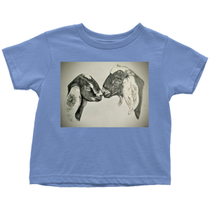 Goats Toddler T-Shirt