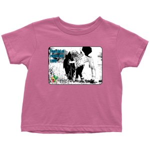 Puppy Toddler Tee