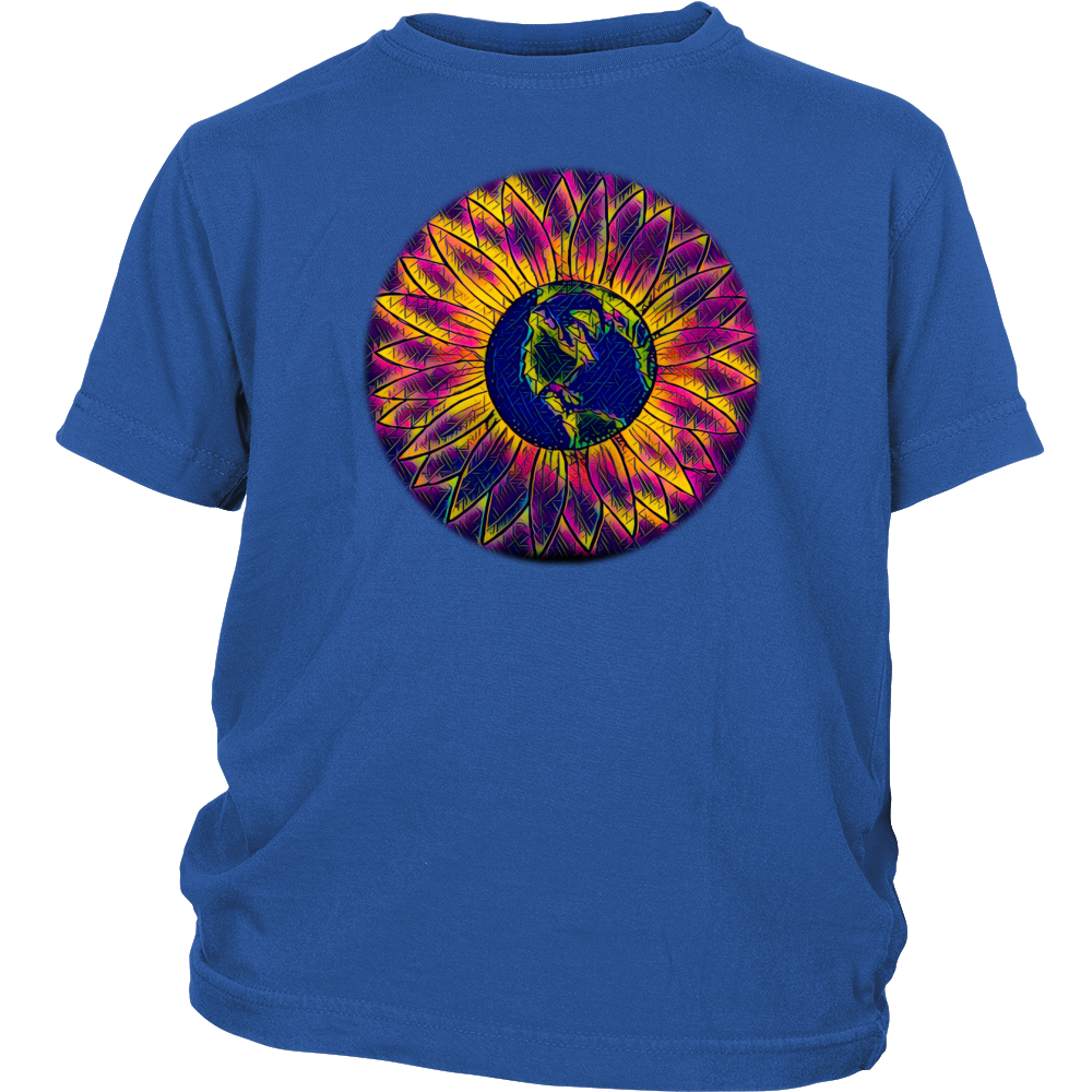 Limited Edition Mother Earth District Youth Shirt