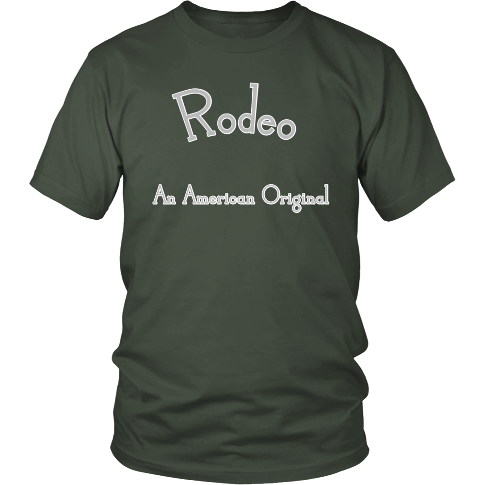 Rodeo District Unisex Shirt