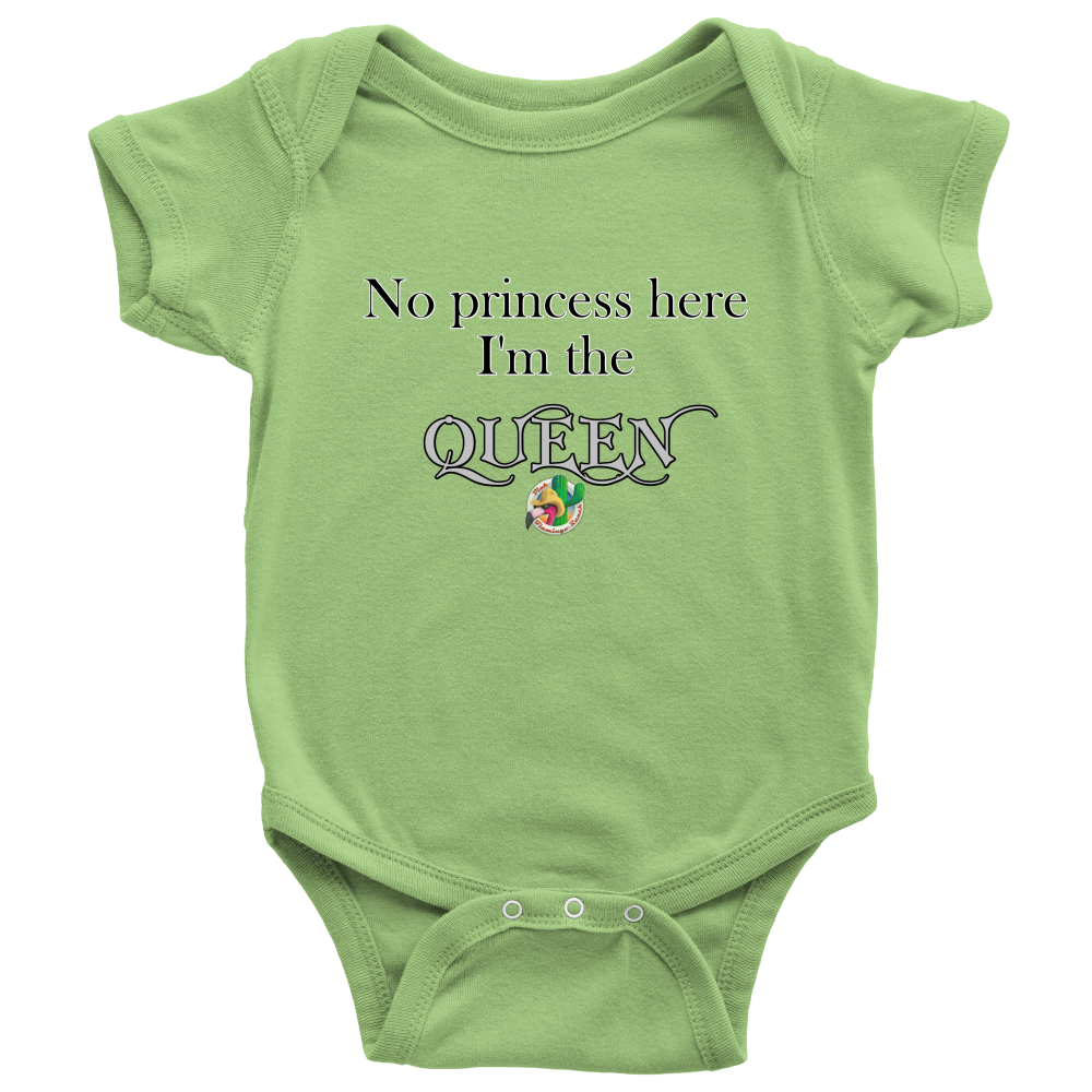 The Queen Baby Onesie