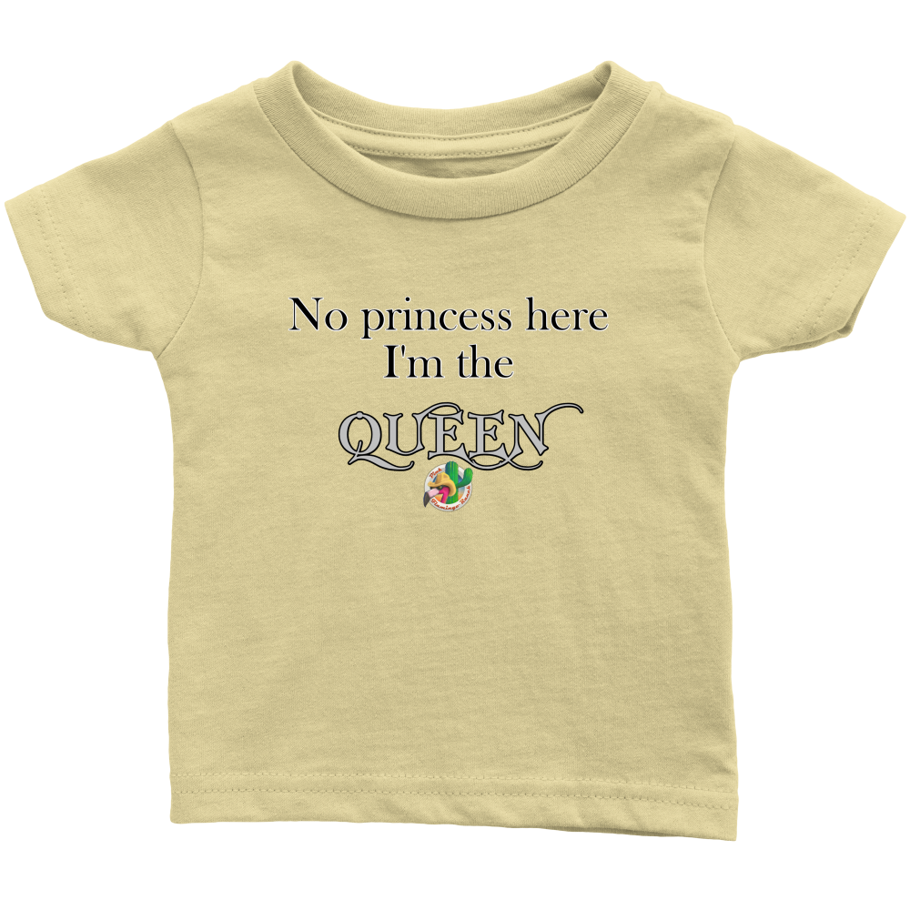 The Queen Infant T