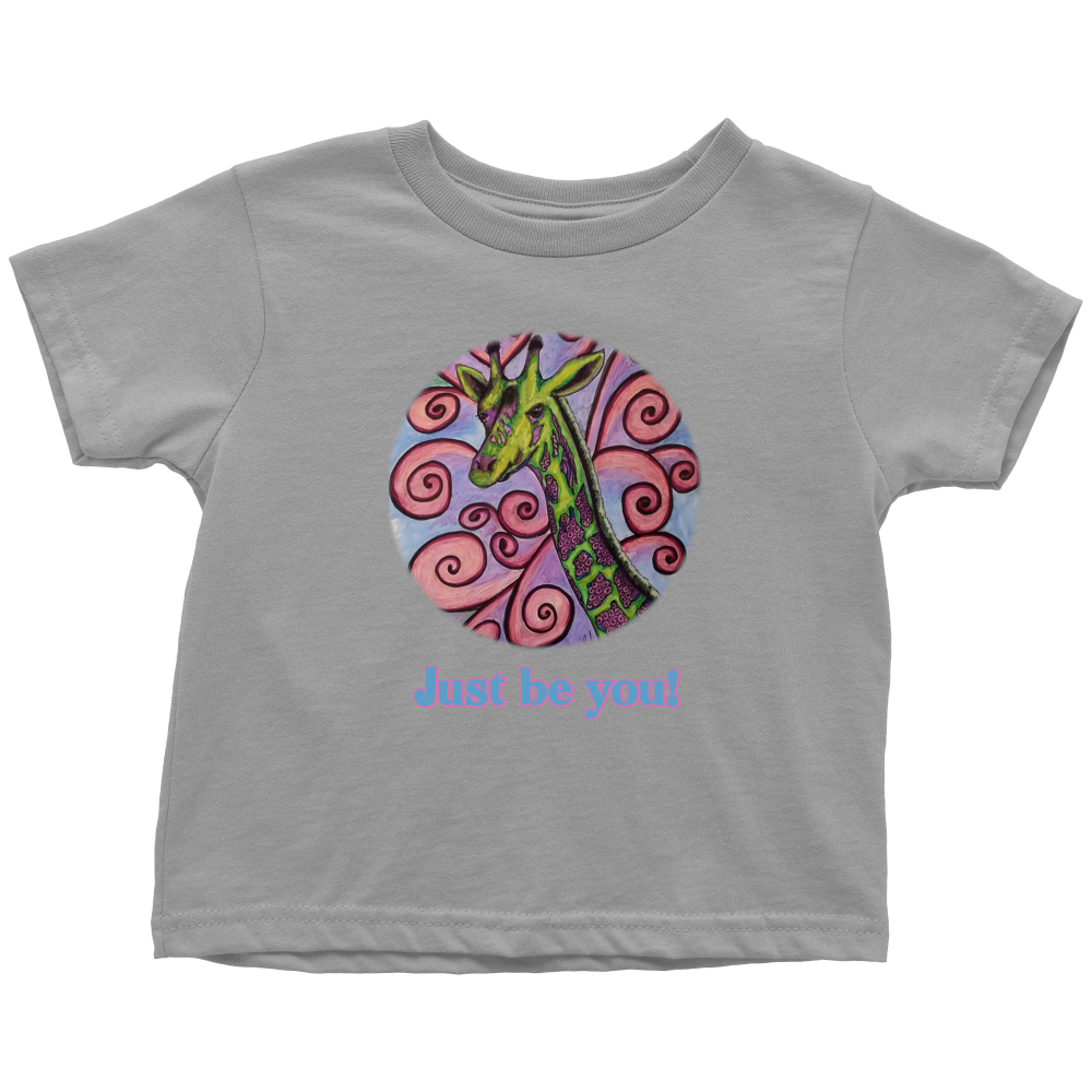 """Just be you"" Toddler T-Shirt"
