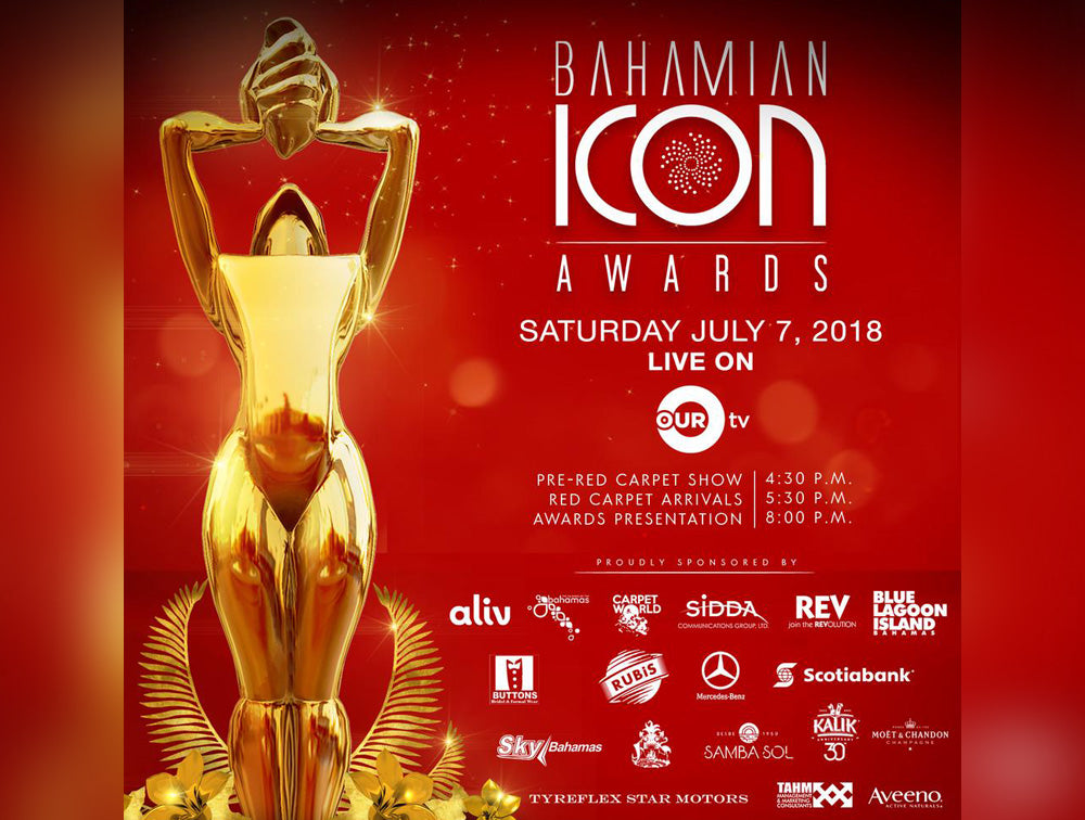 Samba Sol Sponsors the 6th Annual Bahamian Icon Awards!