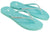 Crystal Collection Flip Flops - Azul Crystal Strings