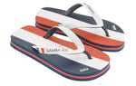 Samba Sol Kid's Countries Collection Flip Flops - France