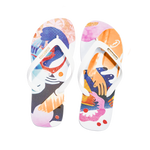 Samba Sol Men's YoungArts Collection Flip Flops - Nadia Wolff
