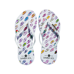 Samba Sol Women's YoungArts Collection Flip Flops - Isabela Dos Santos