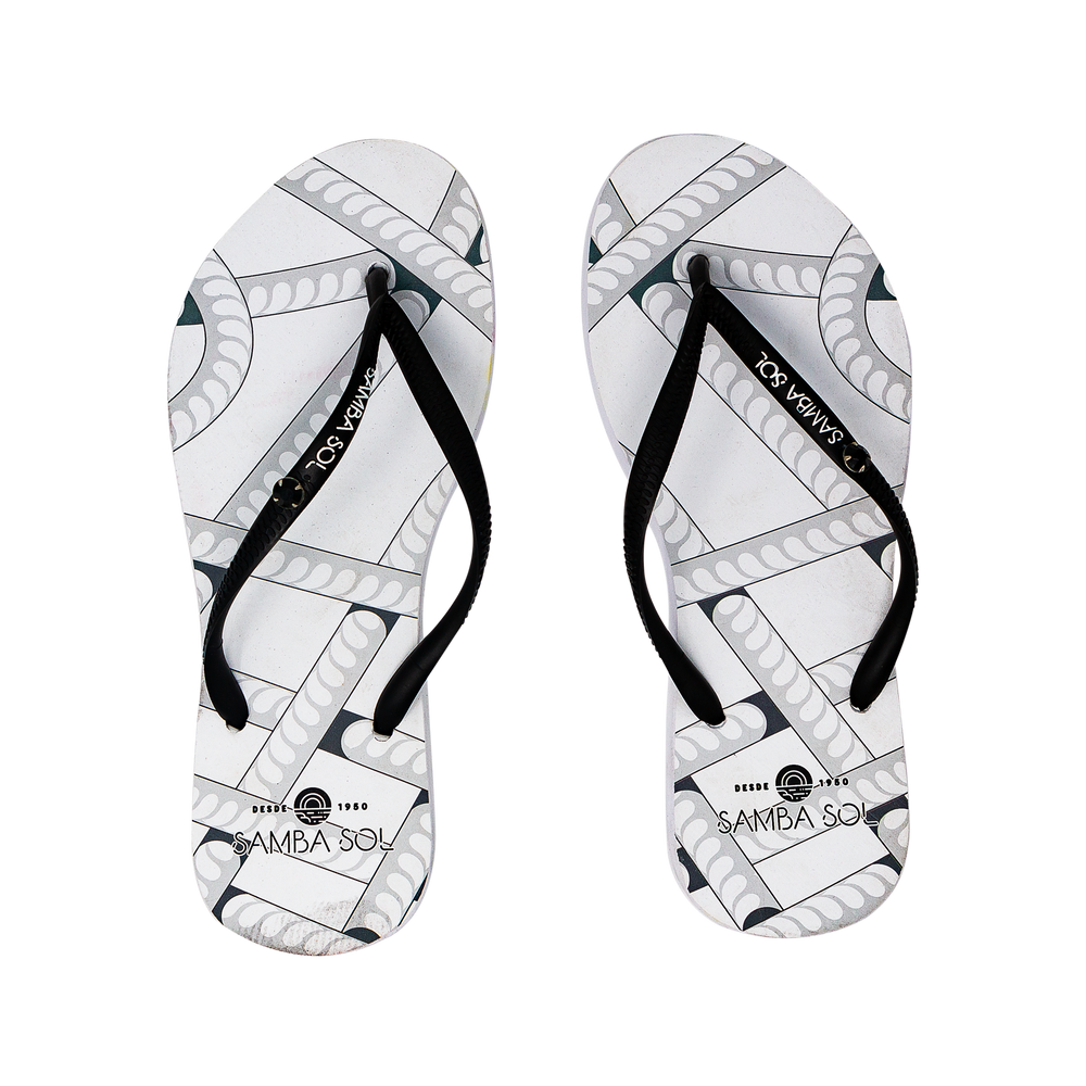 Women's Fashion Collection Flip Flops - Rope